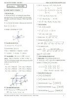 Chuyên đề Hình học giải tích không gian luyện thi đại học cập nhật bản 2013 Nguyễn Đức Thắng