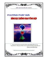 Chuyên đề Hình học không gian luyện thi đại học cập nhật bản 2013 Nguyễn Đức Thắng