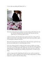 Tại sao đàn ông không thể không lấy vợ