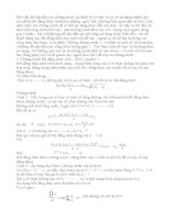 Bài viết đề cập đến các chứng minh các định lý cơ bản và cơ sở áp dụng nhiều cho các phần bất đẳng thức