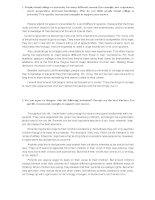 15 chủ đề và bài luận thi nói tiếng anh b1 châu âu
