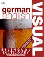 german english bilingual dictionary visual 1