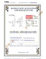 Dòng điện xoay chiều - luyện thi đại học Vật lý