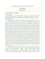 Đọc và tìm hiểu về văn bản Lão Hạc