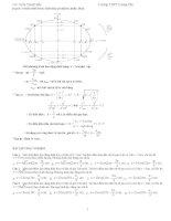 DẠNG 7  viết phương trình dao động điều hòa