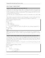 lý thuyết và bài tập về xâu kí tự