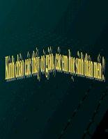 Bài giảng phép trừ các phân thức đại số toán 8