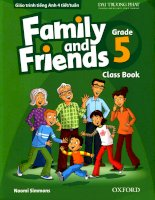family and friends grade 5a classbook