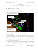 """nghiên cứu cấu tạo, nguyên lý làm việc, quy trình bảo dưỡng máy bơm khoan yhб-600"""""""