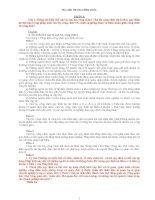 Tuyển tập các câu hỏi thi công chức (có lời giải)