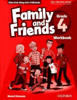 family and friends grade 4a workbook