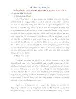 Một số biện pháp rèn kĩ năng đọc cho học sinh lớp 3