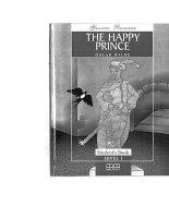 happy prince book