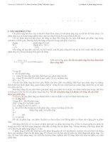 chuyên đề phản ứng hóa học (gồm lý thuyết, bài tập, đáp án)