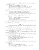 Bài tập Kế toán Công  Đại học Kinh tế Quốc Dân