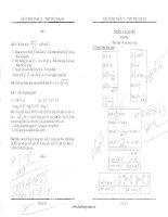 đề cương toán 12 - thpt phú nhuận