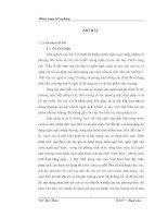 Hiệu quả nghệ thuật của biện pháp tách câu trong văn xuôi Việt Nam hiện đại