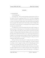 Nghệ thuật trào phúng trong thơ Tú Xương khóa luận tốt nghiệp