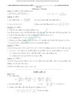 Tuyển tập đề học sinh giỏi toán lớp 9