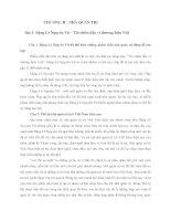 giải đáp 14 tình huống quản trị học