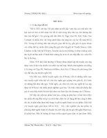 Nghệ thuật kể chuyện trong truyện ngắn của OHenry khóa luận tốt nghiệp