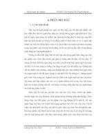 Các hình thức ngôn ngữ nội tâm của nhân vật thể hiện trong truyện ngắn Nam Cao
