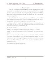 TRUYỀ N DẪN KỸ THUẬT SỐ  MẶT ĐẤT ĐA PHƯƠNG TIỆ N (DMTB)