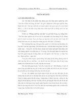 Tìm hiểu cấu trúc thời gian trong truyện ngắn Nguyễn Công Hoan từ góc độ tu từ học
