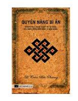 sách Quyền năng bí ẩn pdf