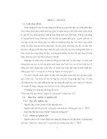Khai thác bài tập chủ đề Quan hệ vuông góc (Hình học 11) khóa luận tốt nghiệp