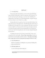 Ứng dụng của bất đẳng thức vào giải một số bài toán và sáng tạo một số dạng toán đại số sơ cấp