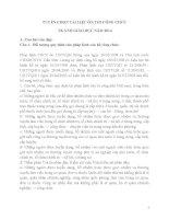 TUYỂN CHỌN tài LIỆU ôn THI CÔNG CHỨC NGÀNH GIÁO dục 2014