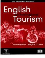 English for international tourism  Preintermediate workbook