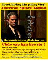 Luyện phát âm tiếng Anh MSE