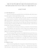 ĐỀ TÀI: MỘT SỐ TRƯỜNG HỢP GIÚP HỌC SINH TRÁNH NHỮNG SAI SÓT KHI GIẢI BÀI TOÁN VỀ LŨY THỪA CỦA MỘT SỐ HỮU TỈ