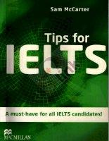 Tips for ielts preparation