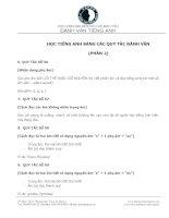 EBOOK học tiếng anh bằng các quy tắc đánh vần phần 2