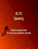 prepare for IELTS speaking