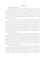 tóm tắt  luận án đạo đức trung hiếu của nho giáo và ý nghĩa của nó đối với việc giáo dục ý thức trách nhiệm ở việt nam hiện nay
