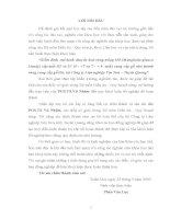 ĐÁNH GIÁ ẢNH HƯỞNG CỦA PHÂN BÓN ĐẾN SINH TRƯỞNG LOÀI KEO LAI (Acacia mangium x Acacia auriculiformis) TẠI TRẠM THỰC NGHIỆM GIỐNG CÂY RỪNG BA VÌ – HÀ NỘI