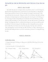 Hướng dẫn học sinh tìm hiểu khai thác một số bài toán về trực tâm tam giác trong chương trình toán 9