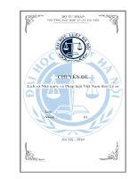 Báo cáo chuyên đề  lịch sử nhà nước và pháp luật việt nam thời lê sơ