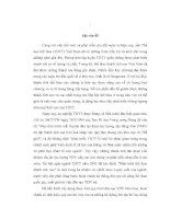 Lựa chọn bài tập phát triển sức mạnh tốc độ kỹ thuật đá vòng cầu (Dollyo chagi) cho nam võ sinh CLB Taekwondo trường THPT Yên Dũng 2, Bắc Giang