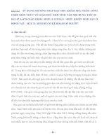 """SỬ DỤNG PHƯƠNG PHÁP DẠY HỌC KHÁM PHÁ NHẰM LỒNG GHÉP KIẾN THỨC VỀ GIÁO DỤC GIỚI TÍNH VÀO NỘI DUNG TIẾT 50  BÀI 47 SÁCH GIÁO KHOA SINH 11 CƠ BẢN: """"ĐIỀU KHIỂN SINH SẢN Ở ĐỘNG VẬT  MỤC II: SINH ĐẺ CÓ KẾ HOẠCH Ở NGƯỜI"""""""