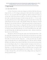 PHƯƠNG PHÁP TÌM CHỮ SỐ TẬN CÙNG CỦA MỘT SỐ TỰ NHIÊN DƯỚI DẠNG LŨY THỪA VÀ MỘT SỐ DẠNG TOÁN VỀ LŨY THỪA TRONG CHƯƠNG TRÌNH TOÁN 6 (hay)