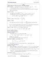 10 đề thi thử đại học môn toán có hướng dẫn giải