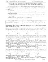 60 đề thi thử đại học môn vật lý 2013  tập 3 nguyễn hồng khánh