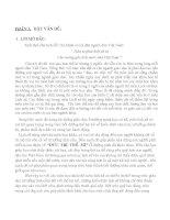 VẬN DỤNG LỒNG GHÉP KIẾN THỨC LIÊN MÔN ĐỂ GIẢM BỚT SỰ KHÔ KHAN TRONG DẠY HỌC MÔN LỊCH SỬ Ở TRƯỜNG TRUNG HỌC CƠ SỞ