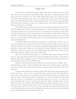 XÂY DỰNG sơ đồ KHÁI NIỆM TRONG CHƯƠNG TRÌNH SINH học 10   SÁCH GIÁO KHOA THÍ điểm bộ 1 – BAN KHOA học tự NHIÊN