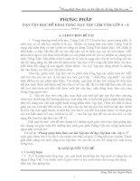 skkn phương pháp khai thác các bài tập đọc để dạy tập làm văn lớp 4 5